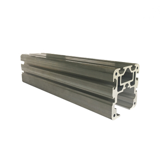 Aluminum Alloy 6000 Series Industrial Aluminum V-slot Linear Rail Profiles for CNC Worktable