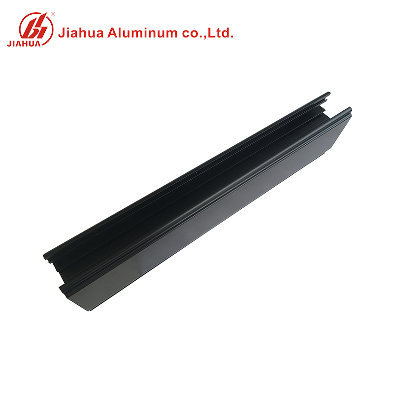 Custom Black Golden 1 Kg H Anodized Aluminum Window Sash Profiles Price in China India