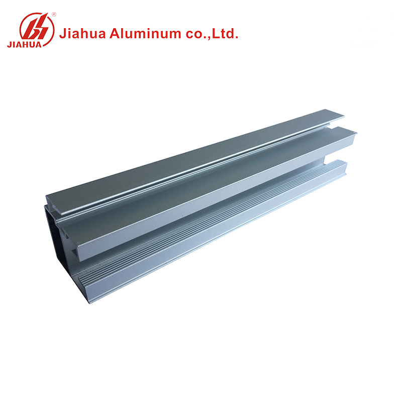 Anodized Extrusion Aluminum Profiles Sliding Window Section for House
