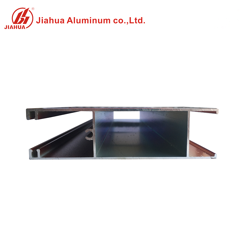 Wooden Aluminum Doors And Windows Profiles for inside House