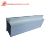 Extrusion Aluminum Profiles Sliding Window And Door Mullion for High Rise Building