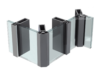 JHMQ110/120/130/140/150/160/180/200 Series Visible Curtain Wall for Facade