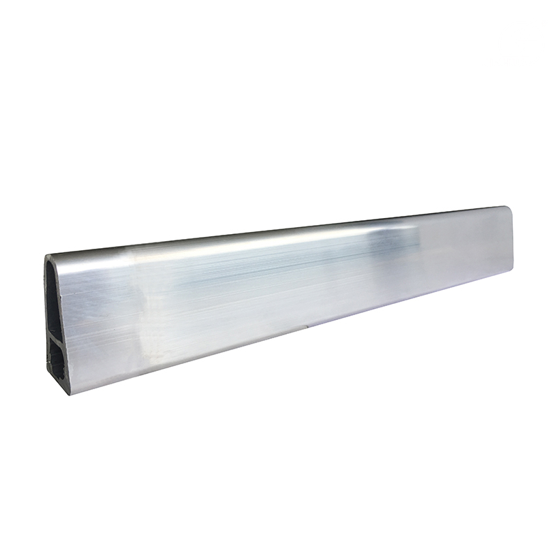 Best Quality Ellipse Oval Aluminum Profile Industrial Tube for India Market