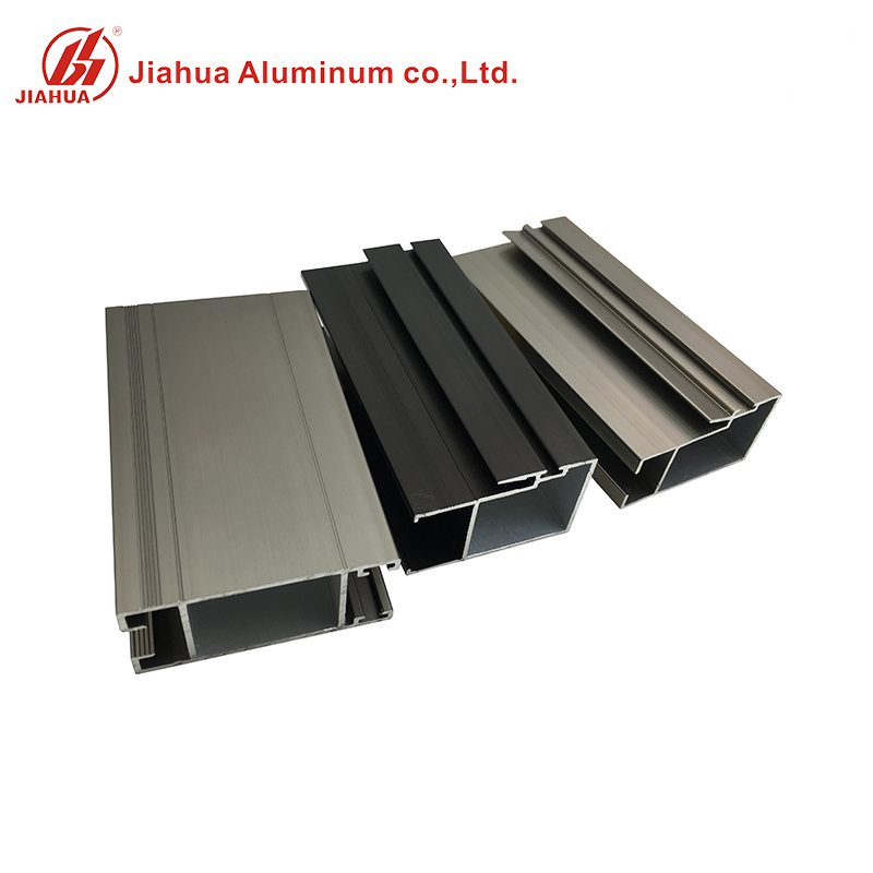 Philippines Trade Aluminium Framed Sliding Glass Window Profiles Aluminum Profiles for Glass