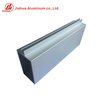 Aluminum Unitized Glass Curtain Wall Profiles for Construction Building