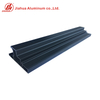 Powder coated aluminum mullion extrusion window frame profiles for philippines price per kg